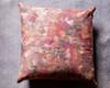 Palette Decorative Pillow Rust