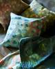 Palette Decorative Pillow Ochre