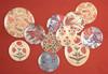 Poppy Dinner Plates Set of Four