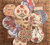 Gujarat Dinner Plates Set of Four
