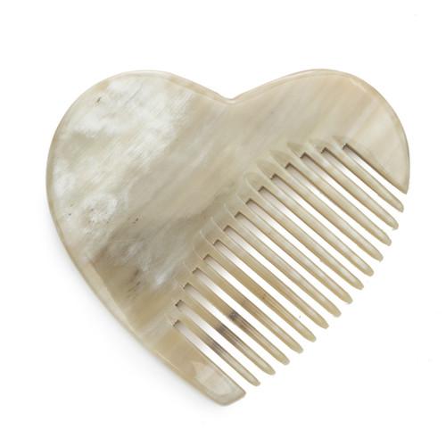 Heart Comb