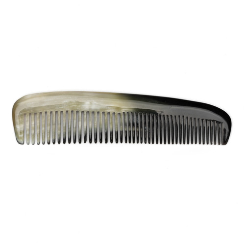 Pocket Comb W/ Leather Pouch