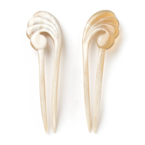 Deco Hair Picks Set Of Two