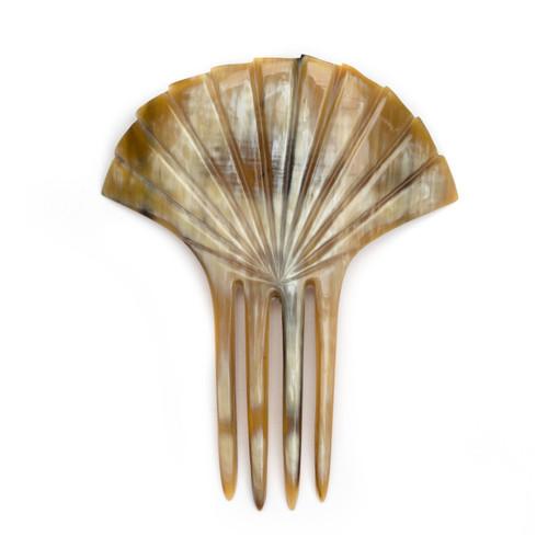 Fan Hair Comb