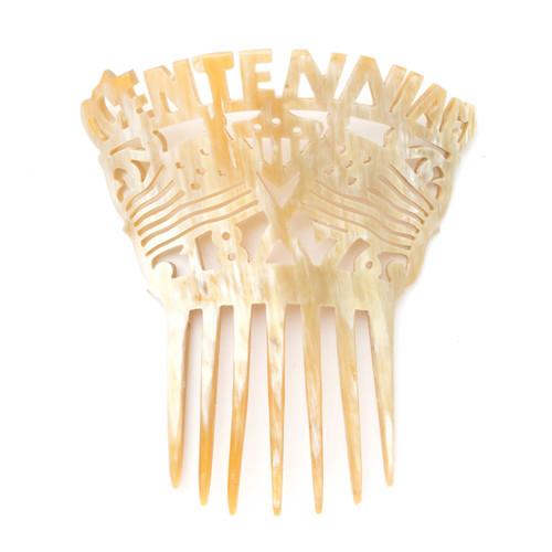Centennial Hair Comb