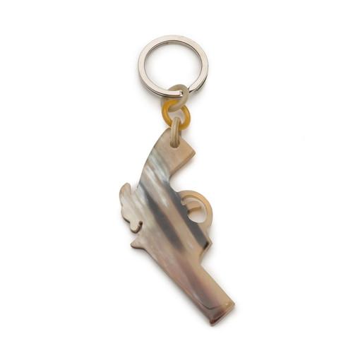 Revolver Key Chain