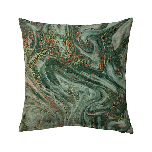 "Fitzgerald Velvet Cushion 18""x18"""
