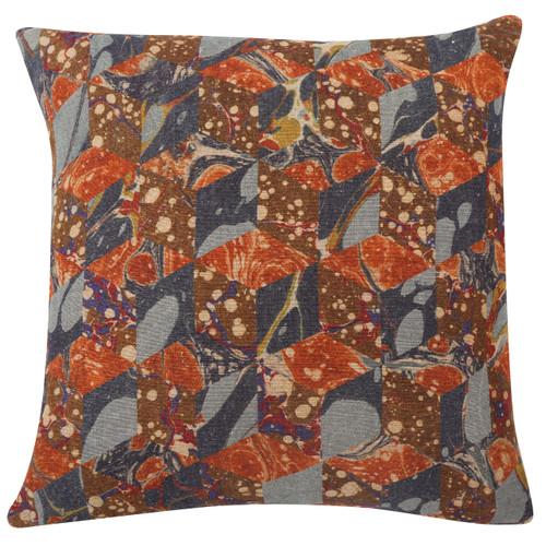"Studiolo Linen Cushion 18""x18"""