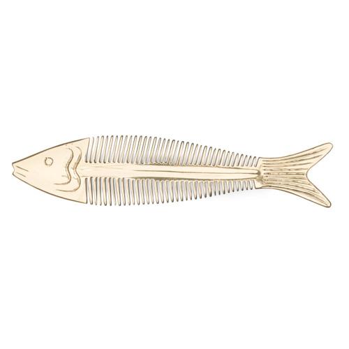Fish Brass Comb