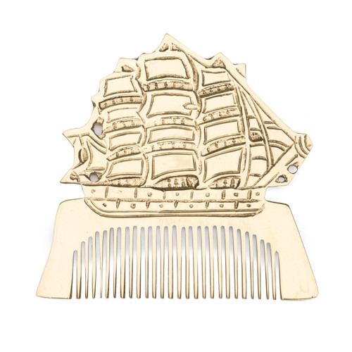 Ship Brass Comb