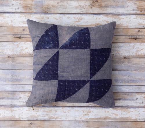 """Nebraska Linen Cushion 18""""x18"""""""
