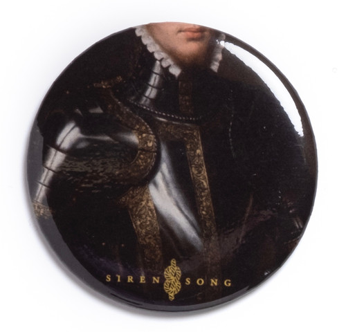 Dutch Man Pocket Mirror