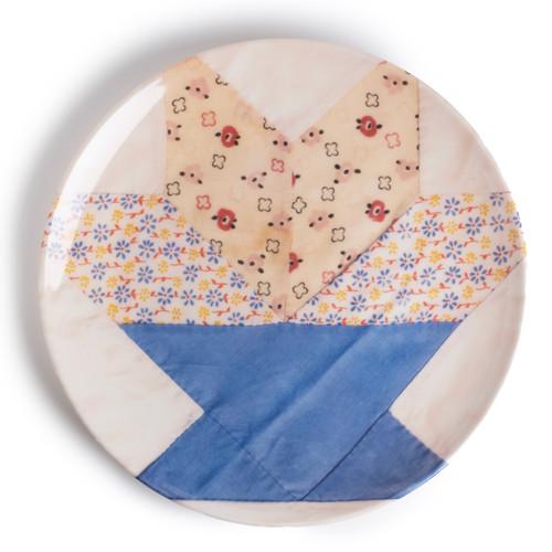 Iowa Dinner Plates Set of Four