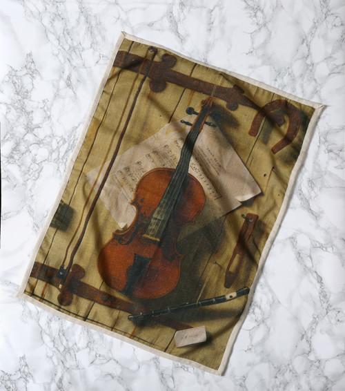 Trompe L'oeil Tea Towel