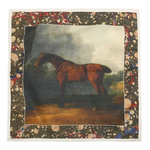 Hunt Dinner Napkins Set of Four