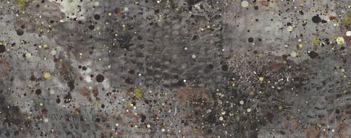 Drop Cloth Cashmere/Silk Scarf Mustard