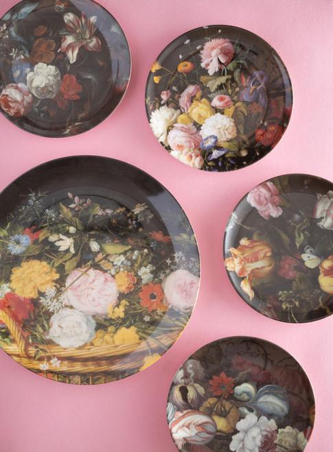 Antwerp Floral Large Platter