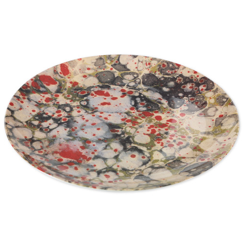 Library Marble Large Platter
