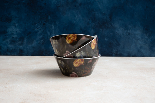 Antwerp Floral Bowls Set of 4