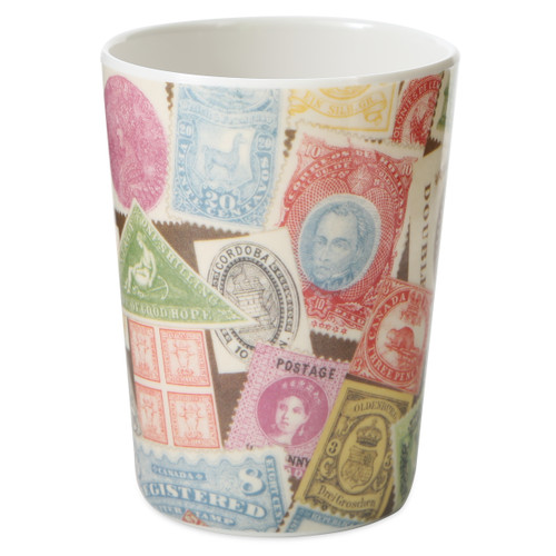 Philately Tumblers Set of 4