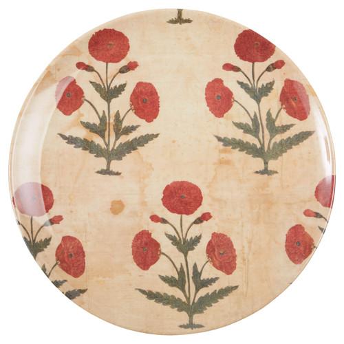 Mughal Dinner Plates Set of Four