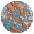 Library Marble Side Plates Set of 4