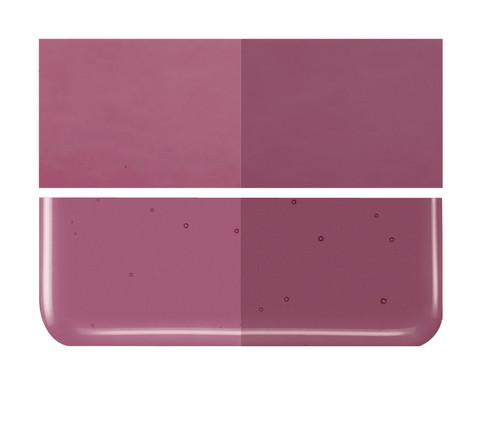 Bullseye Glass Deep Plum, Dbl-rolled 001105-0030-F-1010
