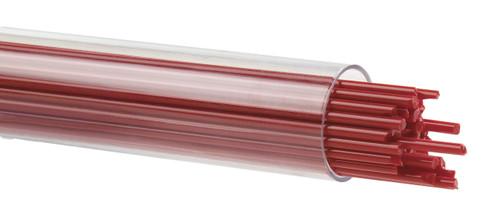 Red  Opal, 2mm Stringer