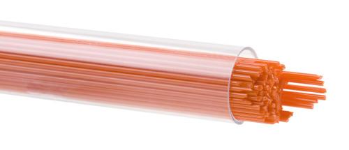 Orange Opal, 1mm Stringer