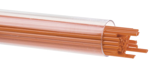Orange  Opal, 2mm Stringer