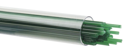 Jade Green  Opal, 2mm Stringer