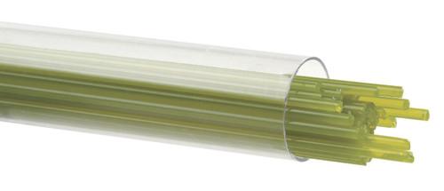 Green Gold Opal, 2mm Stringer
