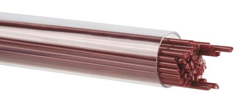 Deep Red Opal, 2mm Stringer