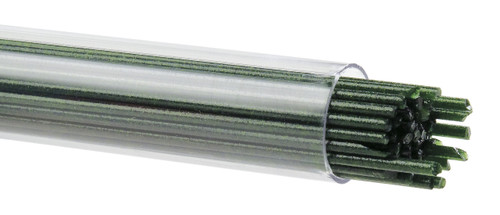 Aventurine Green Transparent, 2mm Stringer