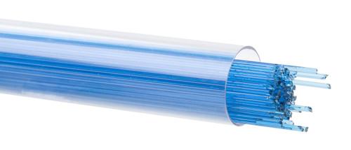 Turquoise Blue Transparent, 1mm Stringer