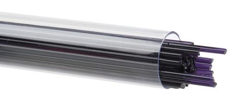 Deep Royal Purple Transparent, 2mm Stringer