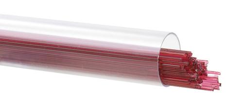 Cranberry Pink Transparent, 1mm Stringer