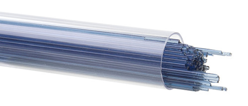 Steel Blue Transparent, 1mm Stringer