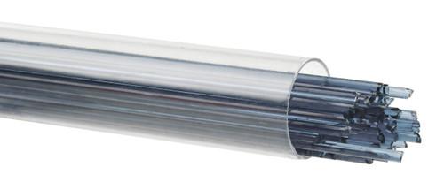 Steel Blue Transparent, 2mm Stringer