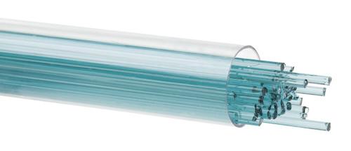 Light Aquamarine Blue Transparent, 2mm Stringer