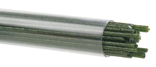 Light Aventurine Green Transparent, 2mm Stringer