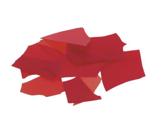 Red Opal, Confetti, 4 oz jar