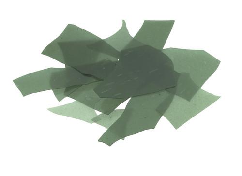 Aventurine Green Transparent, Confetti, 4 oz jar