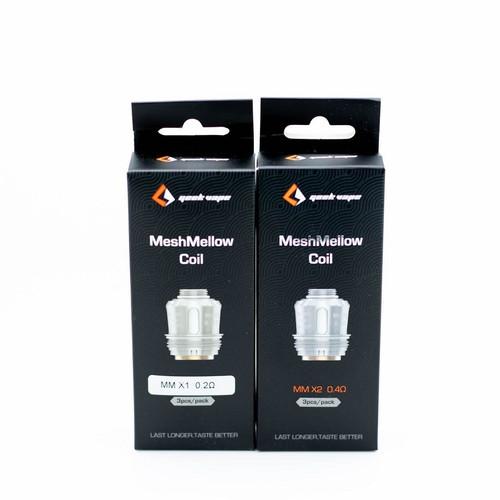 Meshmellow Alpha Tank Coils