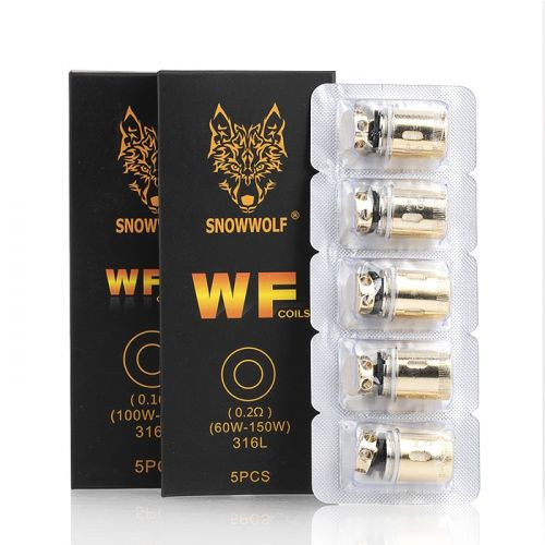 Wolf Tank Coils