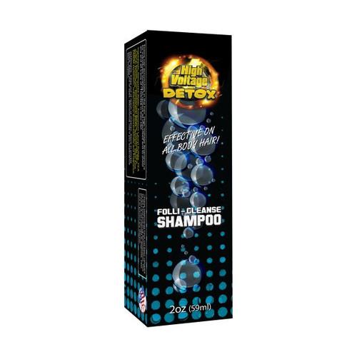 High Voltage Detox Foll-Cleanse Shampoo