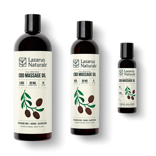 LN Massage Oil
