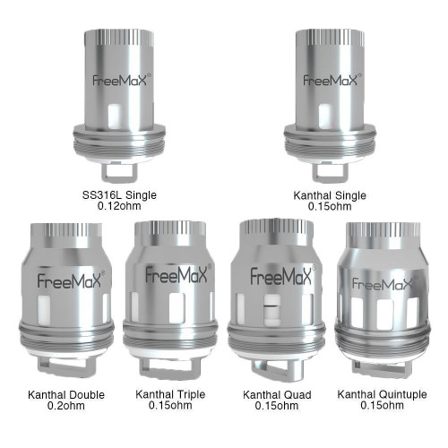 Freemax M Pro Coils