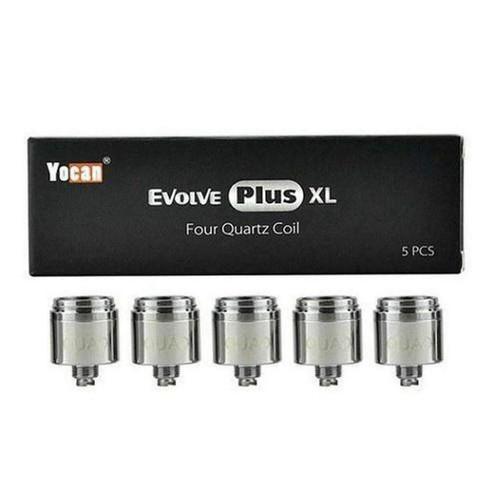 Evolve Plus XL Coils