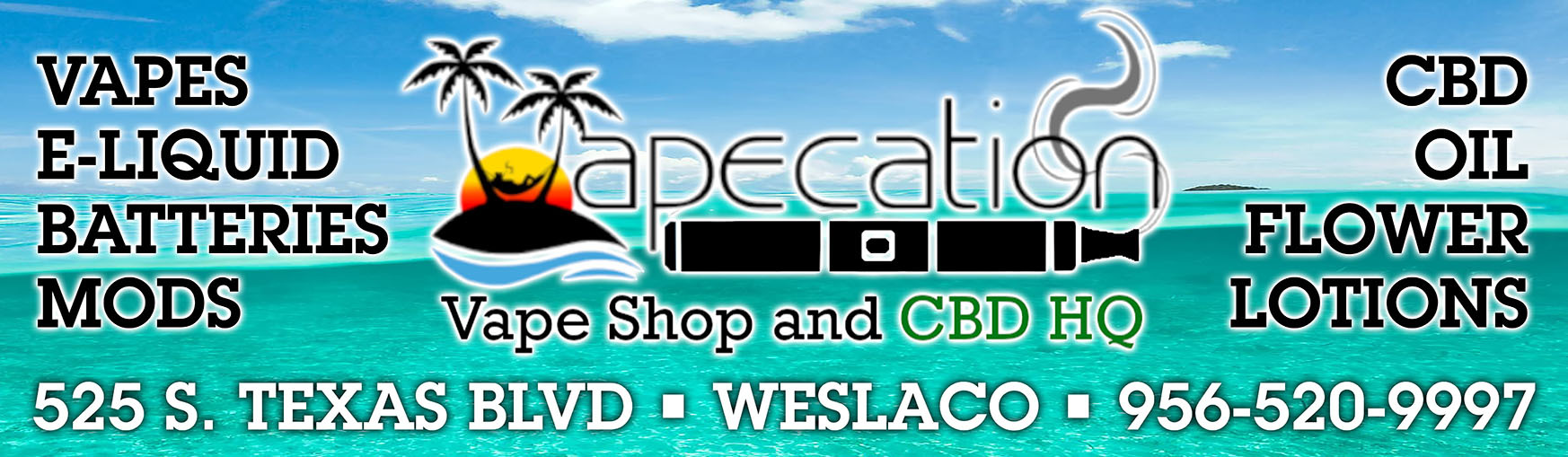 Vapecation Vape and CBD HQ